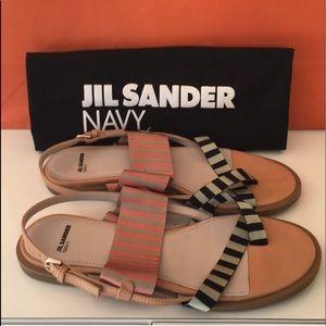 🆕JIL SANDER NEW SANDALS 💯AUTHENTIC